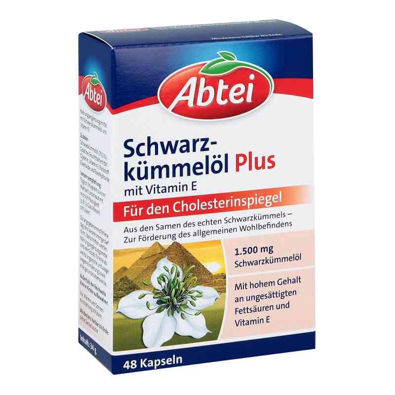Abtei Schwarzkümmelöl Plus Kapseln (48stk)