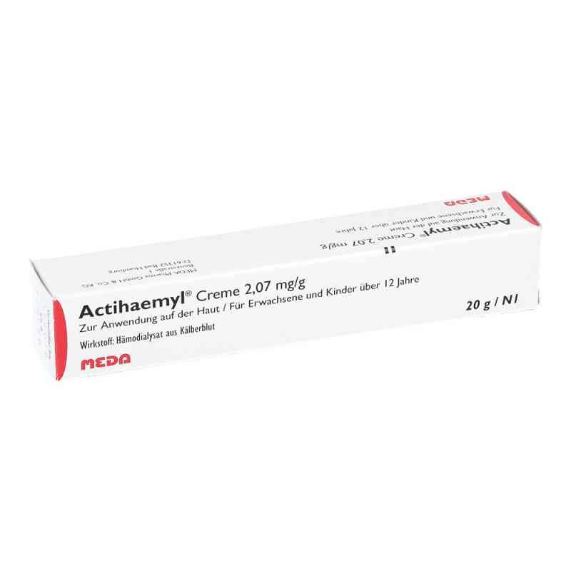 Actihaemyl Creme 2,07mg/g (20g)