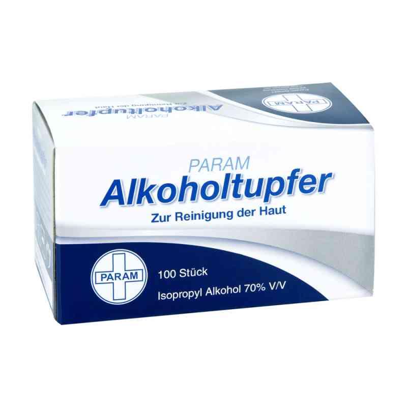 Alkoholtupfer Param (100stk)