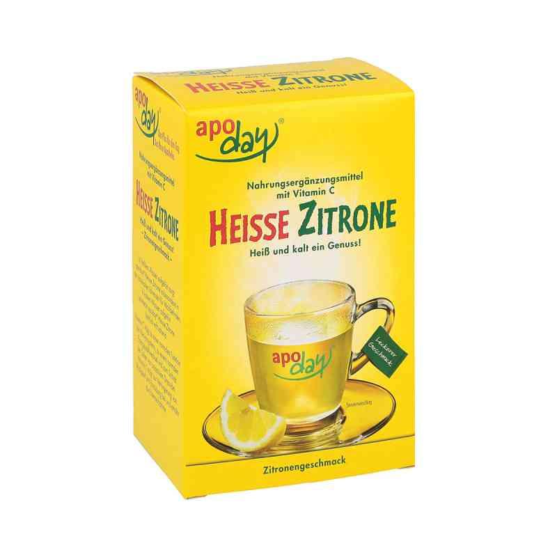 Apoday Heisse Zitrone Vitamine c Pulver (10X10g)
