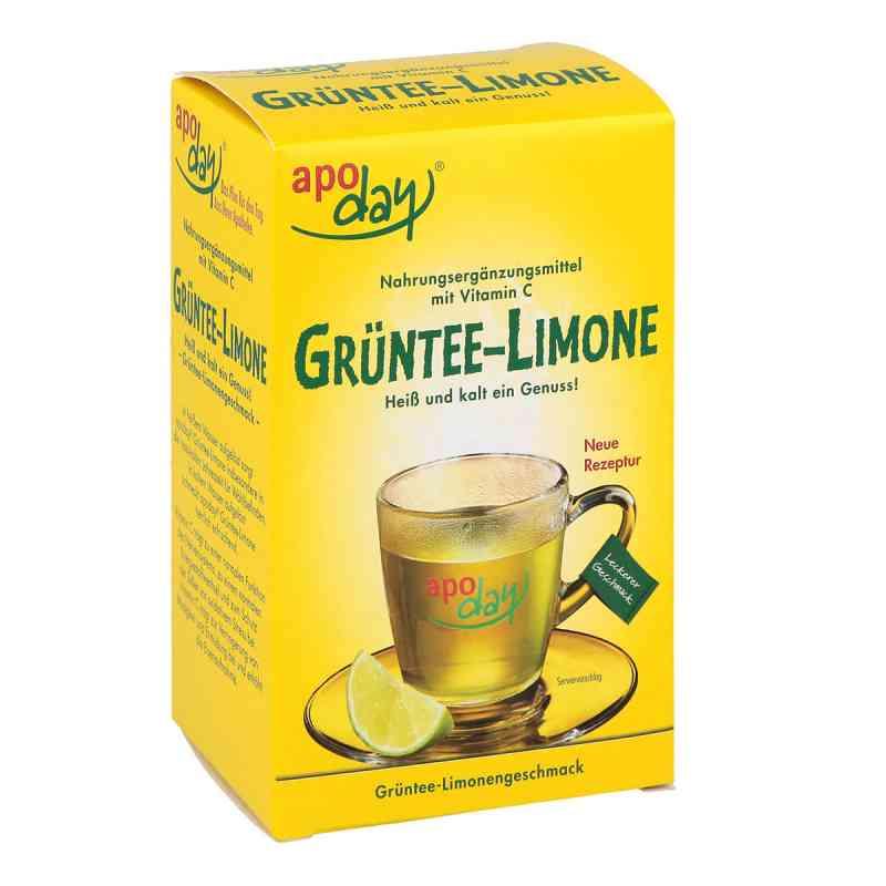 Apoday Limone Vitamin C+grüntee-extrakt Pulver (10X10g)