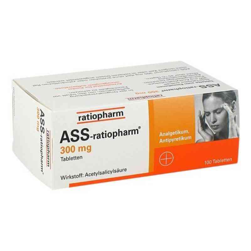ASS-ratiopharm 300mg (100stk)