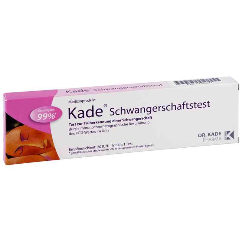 Kade Schwangerschaftstest (1stk)