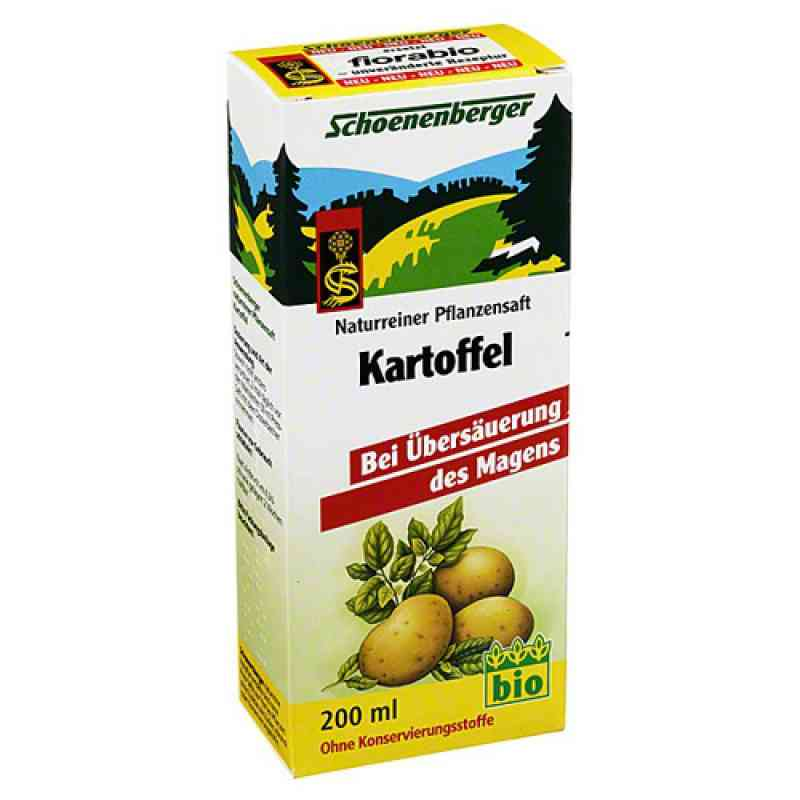 Kartoffelsaft Schoenenberger (200 ml)