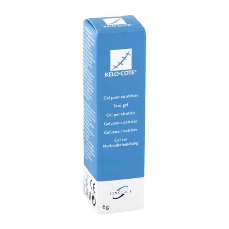 Kelo-cote Silikon Gel zur Behandlung von Narben (6g)