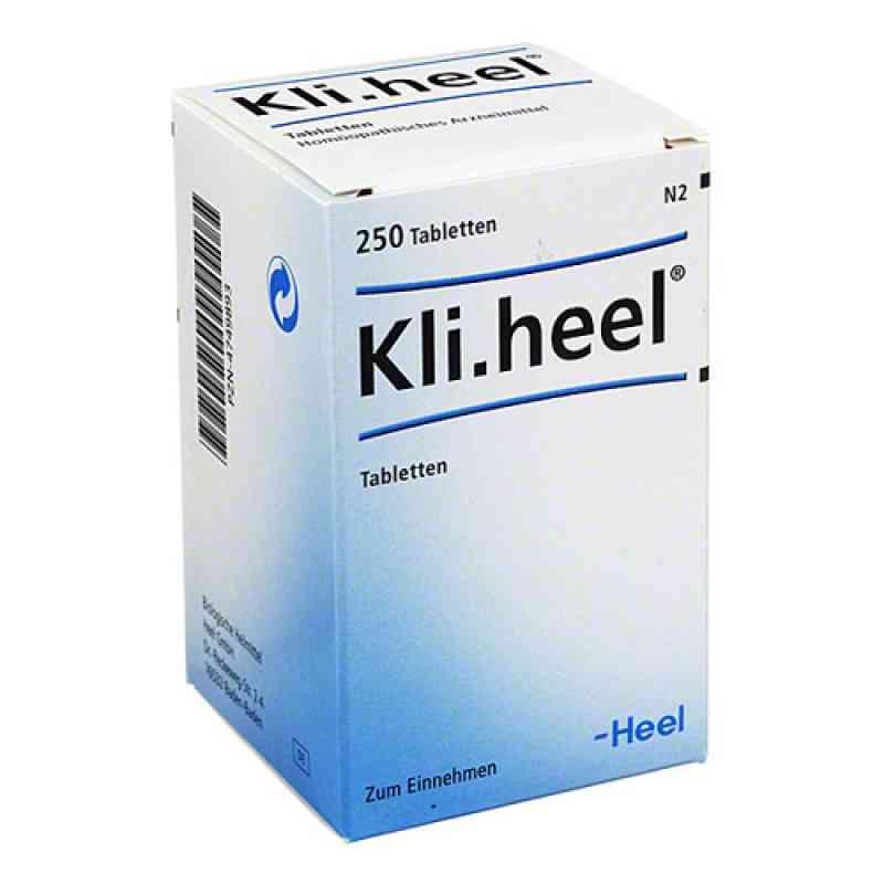 Kli Heel Tabletten (250stk)