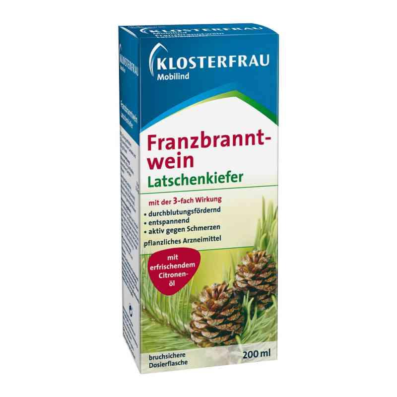 Klosterfrau Franzbranntwein Latschenkiefer (200ml)