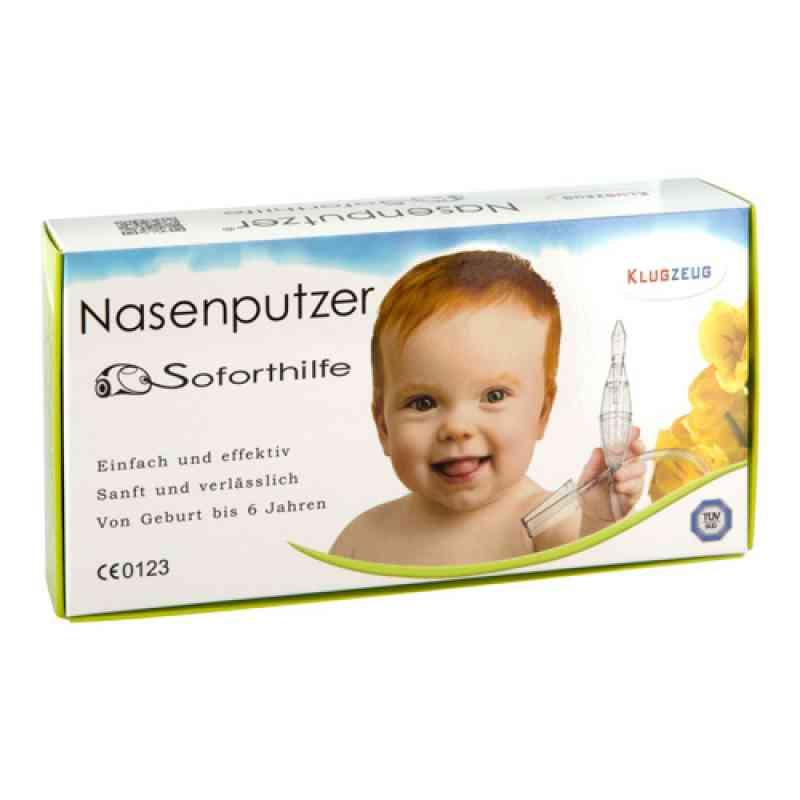 Klugzeug Nasenputzer Soforthilfe (1stk)