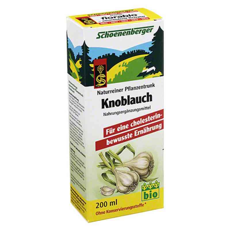 Knoblauch Naturreiner Pflanzentr.schoenenberger (200ml)